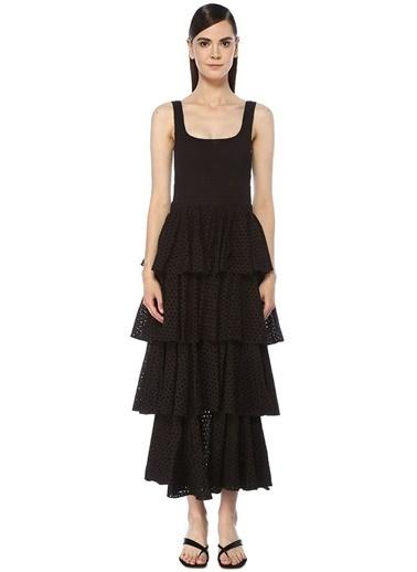 Rhode Plaj Elbisesi Siyah